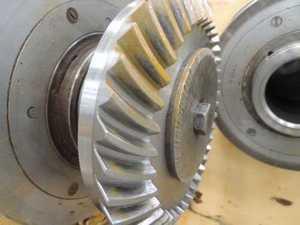 Engrenagem para máquinas