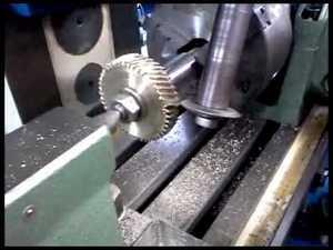 Engrenagens fabricação