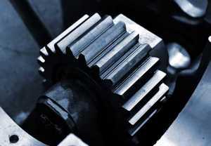 Engrenagens metálicas